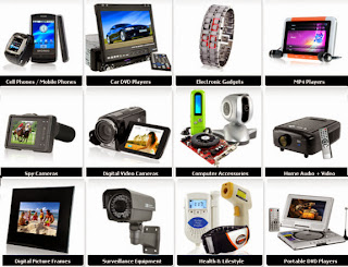 cool electronic gadgets
