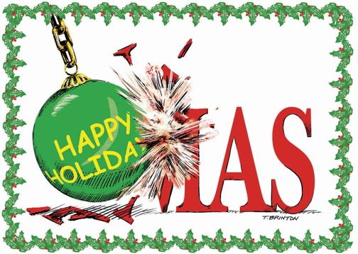 Newsart Blog Merry Christmas Vs Happy Holidays