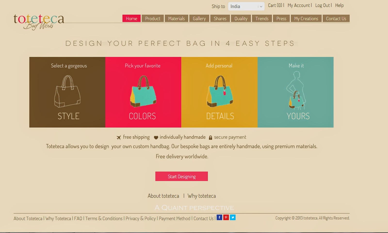 Select the bag; from a range of clutches, totes, slings, tech accessories and more.