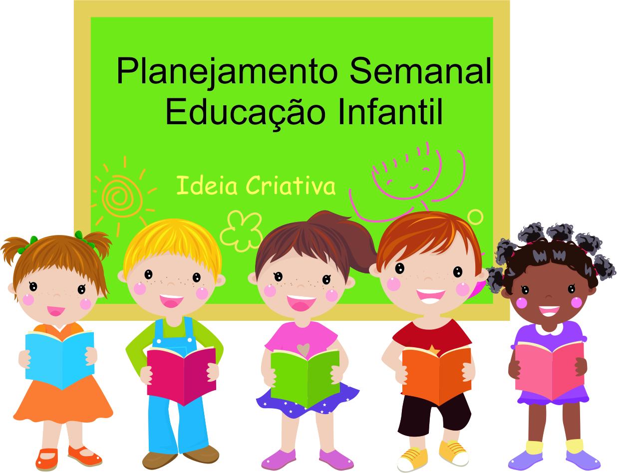Modelo Planejamento Semanal Educação Infantil .doc