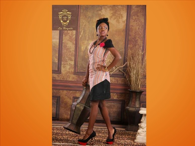 Abuja Fashion designer unleashed latest Ankaragowns