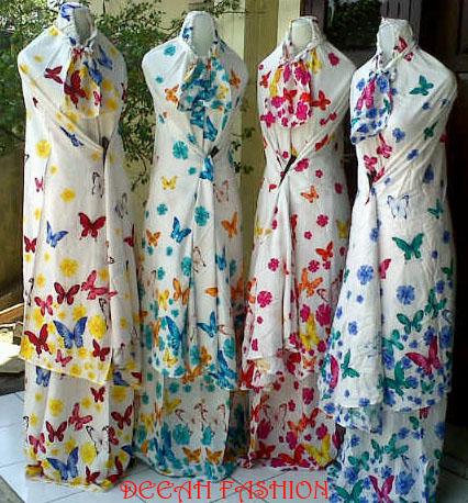 Mukena Bali Trend Mukena Lebaran 2013