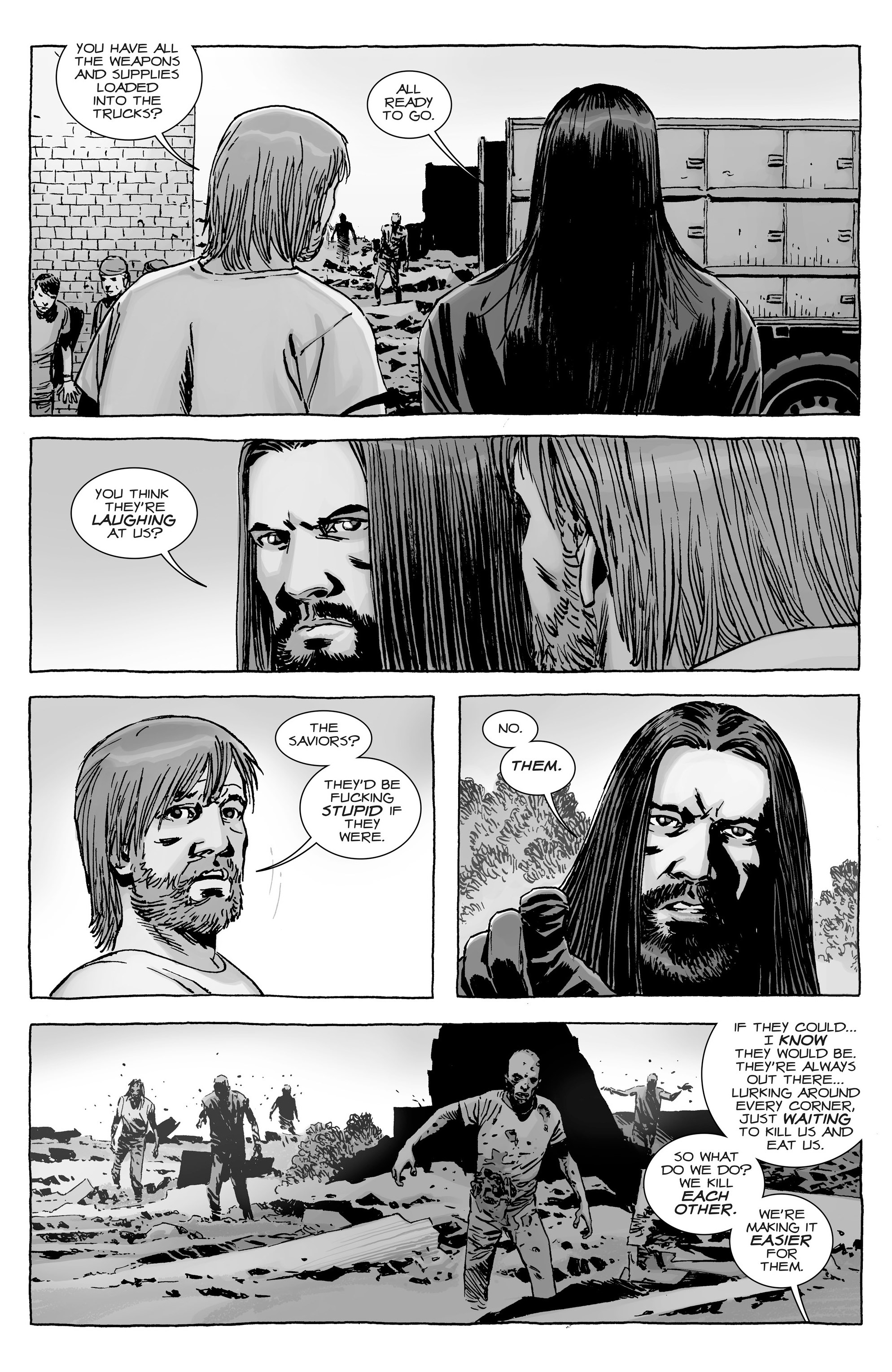 The Walking Dead Issue #119 Page 5