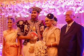 Tharushi Perera's Wedding