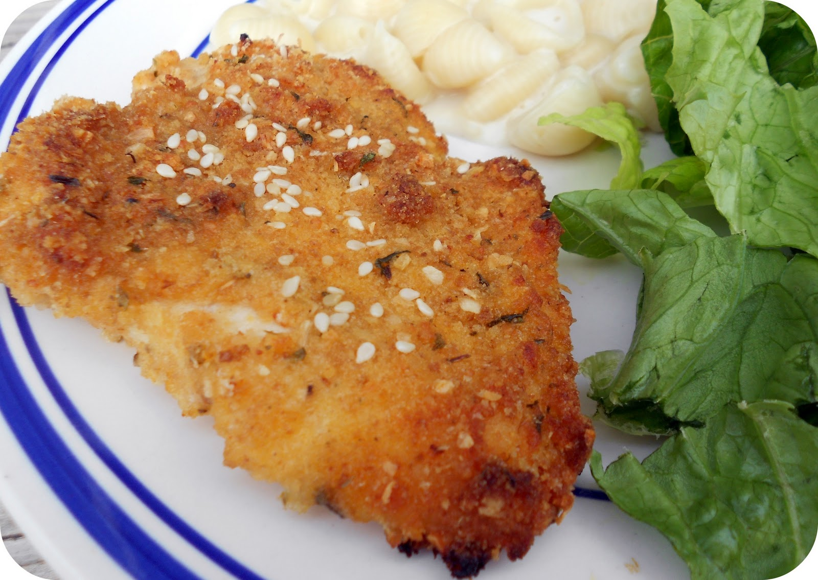 Savory Yogurt Chicken Breasts Recipe | Six Sisters' Stuff
