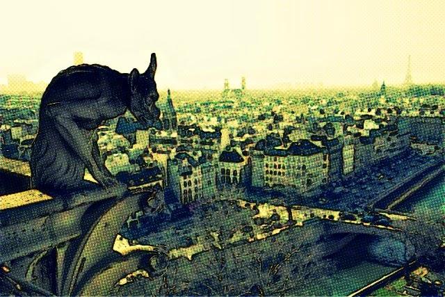 Gargoyle: Flickr