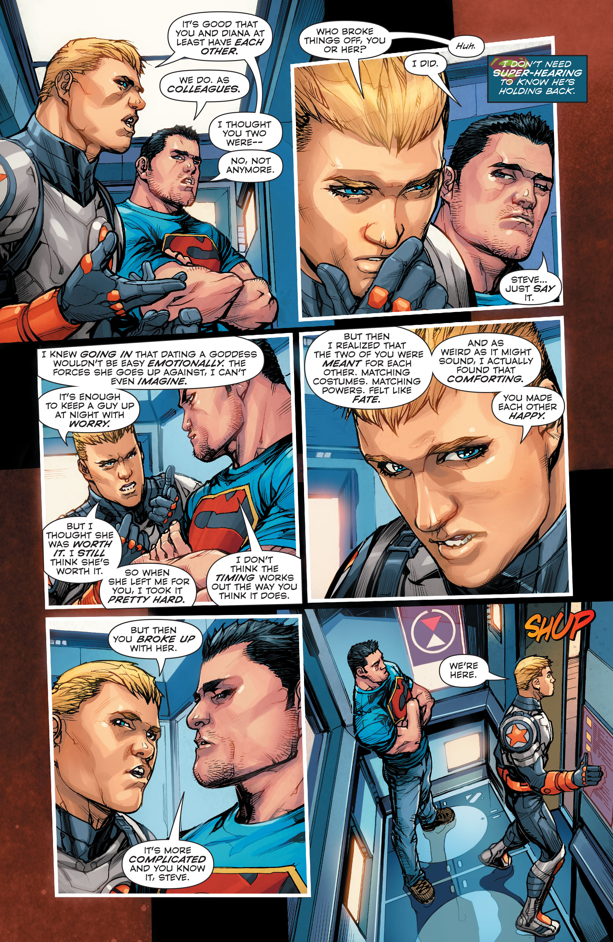 Read online Superman (2011) comic -  Issue #48 - 14