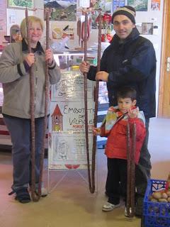 Hem fet dos llonganisses de 3,5 metres!!! i s´han assecat perfectament!! Ha estat tot un record per nosaltres!! Carnisseria Porté-Estop, Vilaller (Alta Ribagorça)