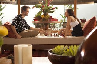 Bella and Edward honeymoon