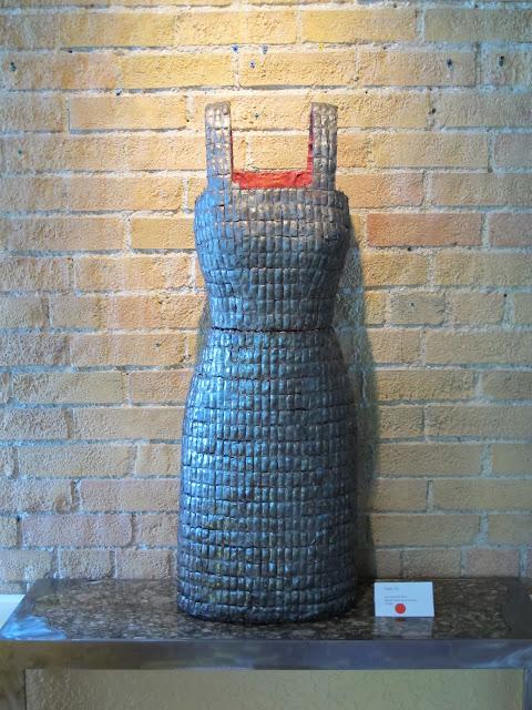 Jen Harmon Allen dress of armor number 19 Downtown Dress