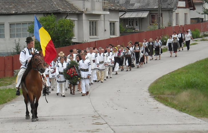 """31.07.11-Sărbătoarea """"Fiii satului"""", la Subcetate"""