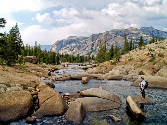 Touloume Meadows, Yosemite National Park