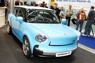 2009 Trabant nT