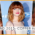 Trend 2015: Copper Hair