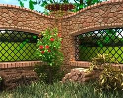 Juegos de Escape The Dream Garden Escape