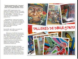 Talleres de Dibujo y Pintura
