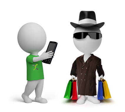 mystery shopper What is mystery shopping some retailers hire companies to evaluate the quality of service in their stores they often use mystery shoppers to get the information.
