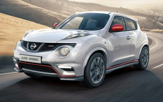Nissan Juke Car Prices