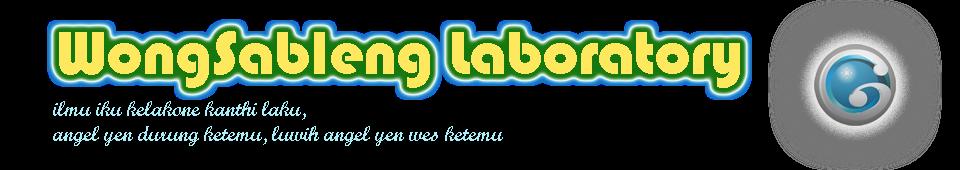 WongSableng Laboratory