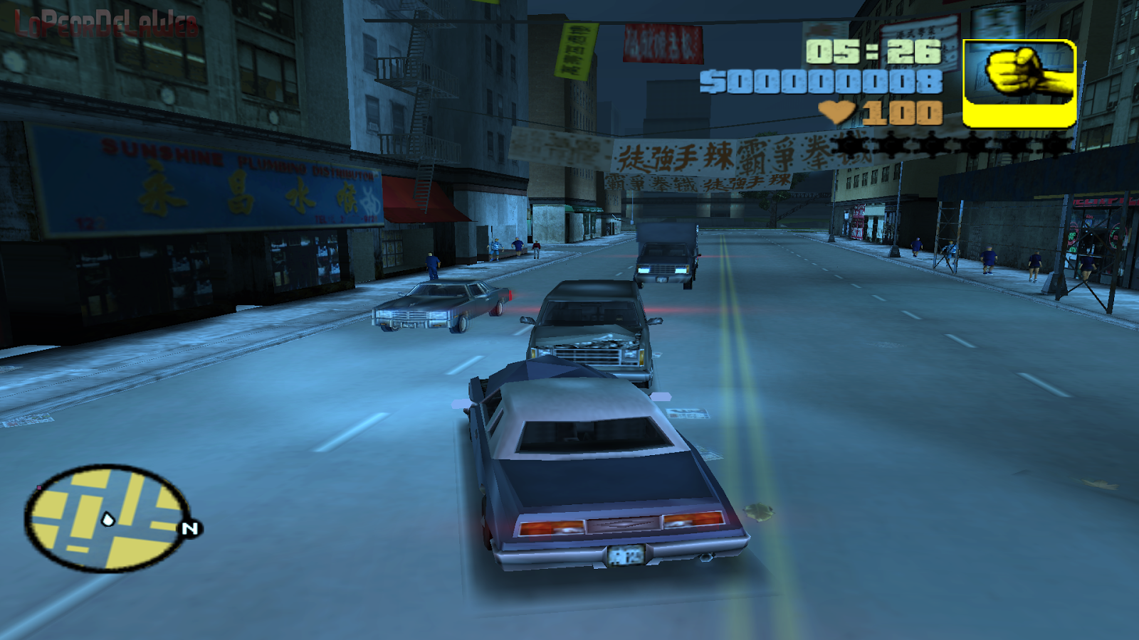 Grand Theft Auto III [PC Full Español]