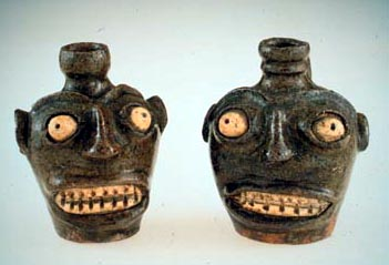 African American Slave Pottery Art