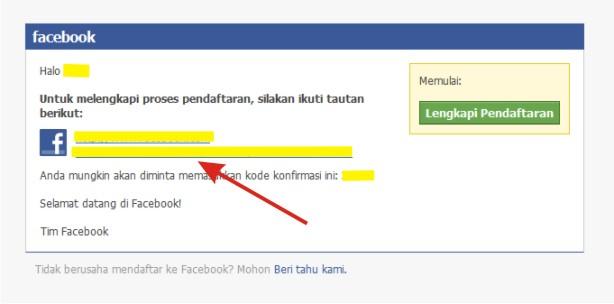 Panduan Cara Membuat Facebook Mudah Step By Step
