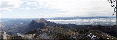 Panorámica desde la cima - 2011