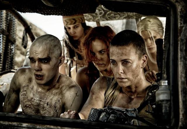 Fury Road Film Terbaik Tahun Ini