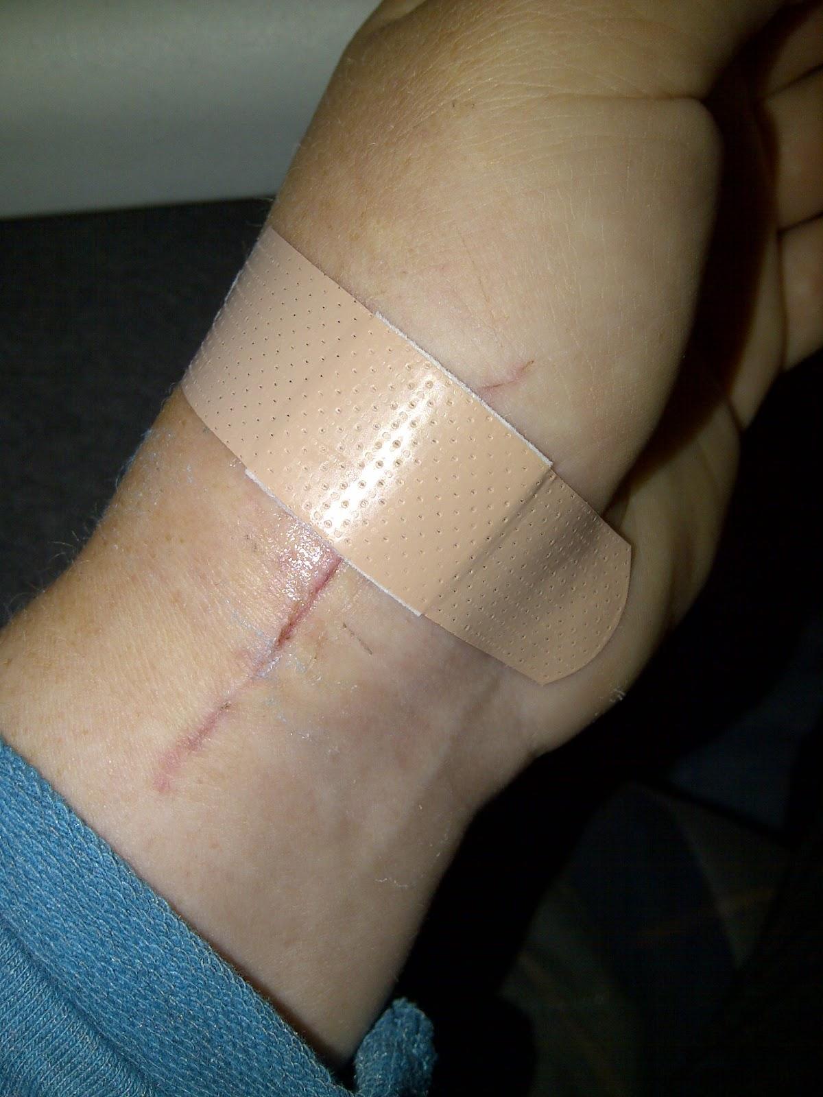 pin cut wrists tumblr on pinterest