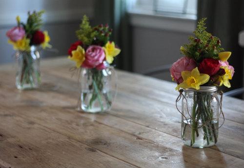 Mason Jar Wedding Centerpieces 34 Fresh  run in arranging