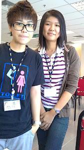 Me and Huiju =)