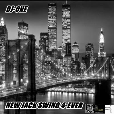 DJ-ONE - New Jack Swing 4-Ever