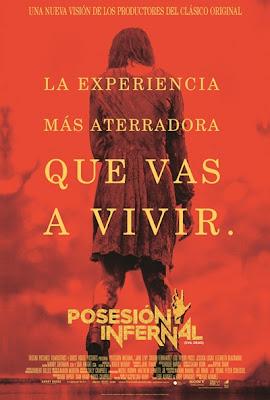 posesion infernal 20103 Posesión infernal: Evil dead (2013) Español Subtitulado