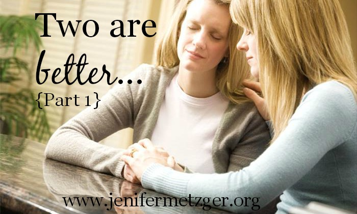Two are better than one. We need #friends. #depression #suicide #robinwilliams