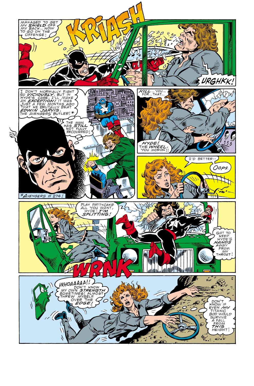 Captain America (1968) Issue #340 #270 - English 16