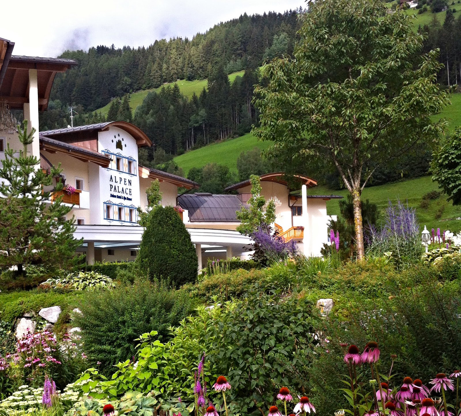 Hotel Alpenpalace im Ahrntal, Best Wellness Hotels Austria