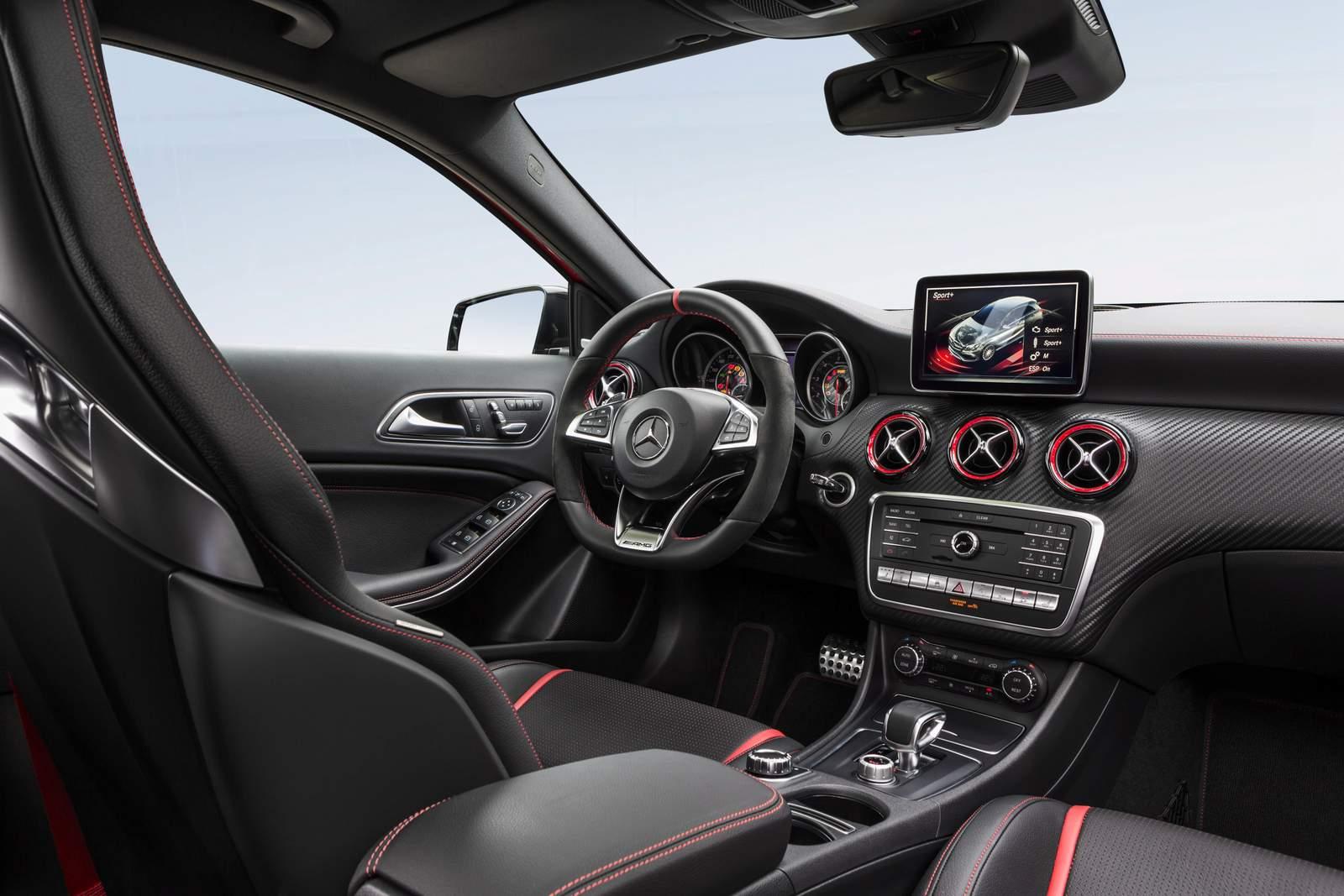 Mercedes-Benz Classe A 2016
