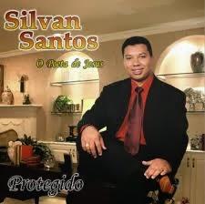 Download - CD - Silvan Santos - Protegido - Voz e Playback