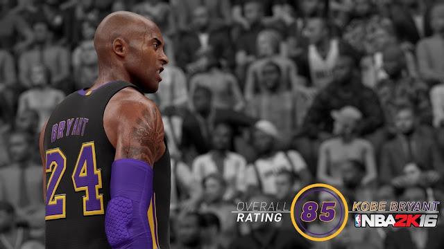 Kobe Bryant 2K16