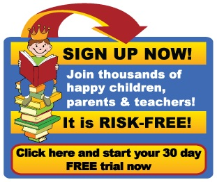 Reading Kingdom free trial