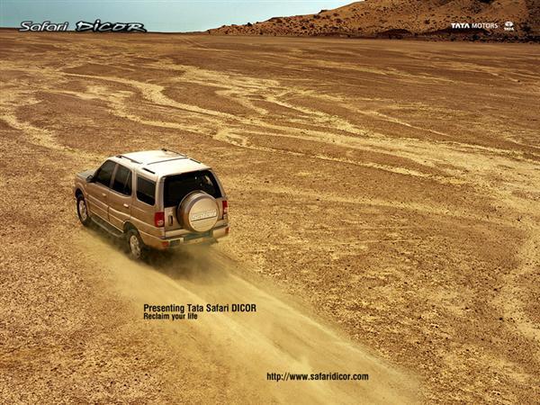 Tata Safari Wallpaper Car