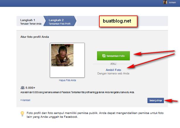 Cara Mudah Membuat Akun Facebook / FB Baru Dengan Cepat