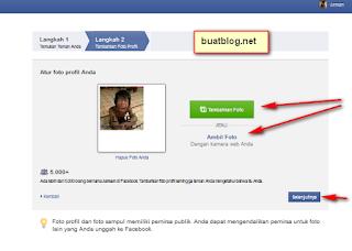 cara cepat membuat akun facebook baru
