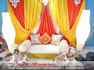 Mini Pelamin Kuning Oren 8 Jun 2013