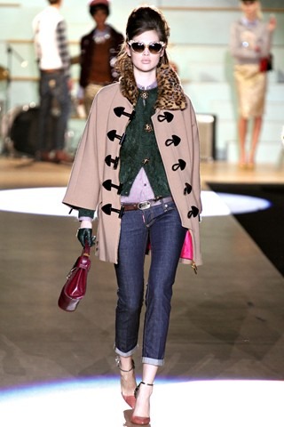 Dsquared Autumn/winter 2012 13, Milan Fashion Week