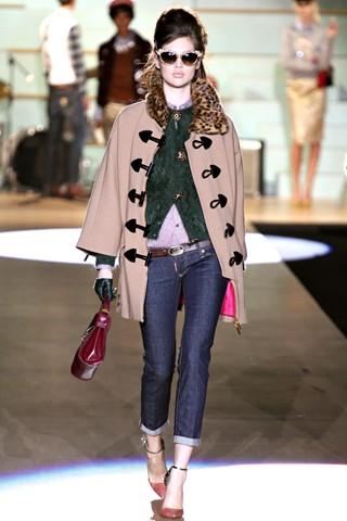 Dsquared Autumn/winter 2012 13, Milan Fashion Week