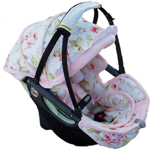 Bassinet Covers For Girls1