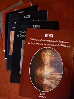 Revista Rayya [Foto: Alejandro Prez Ordez]