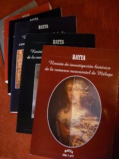 Revista Rayya [Foto: Alejandro Pérez Ordóñez]