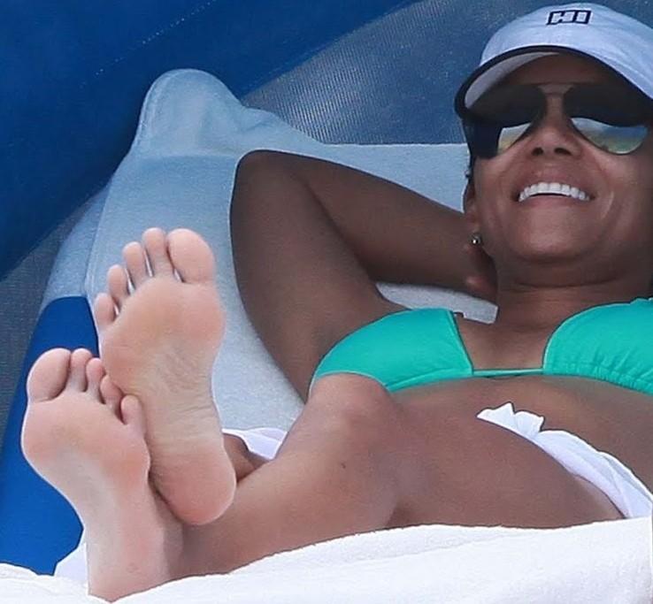 CELEBRITY SOLES: Halle Berry